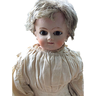 German Shoulderhead Doll. 25 inch
