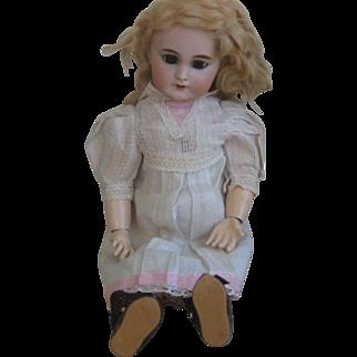 all Original Very Pretty French DEP doll-14,7 inch
