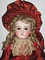 Agnita*s Beautiful Antique Dolls logo
