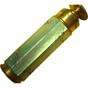 Superb Mother of Pearl L'Aiglon by AROMYS - A great Floral French Piston Pump Perfume Atomizer from the 1920's!