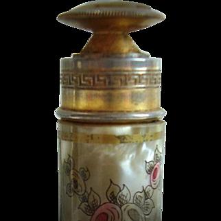 ON SALE - L'AIGLON Breveté / sgdg - Precious French Piston Pump Perfume Collectible by Aromys - A scarce Art Deco Floral Bouquet Sprayer