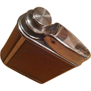 "Vintage ""Perfu-Mist"" by Ronson - USA made Pocket / Purse Perfume Atomizer Sprayer - Lighter Shaped"