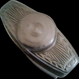 ATARMIST, Rare Art Deco Perfume Sprayer by Evans
