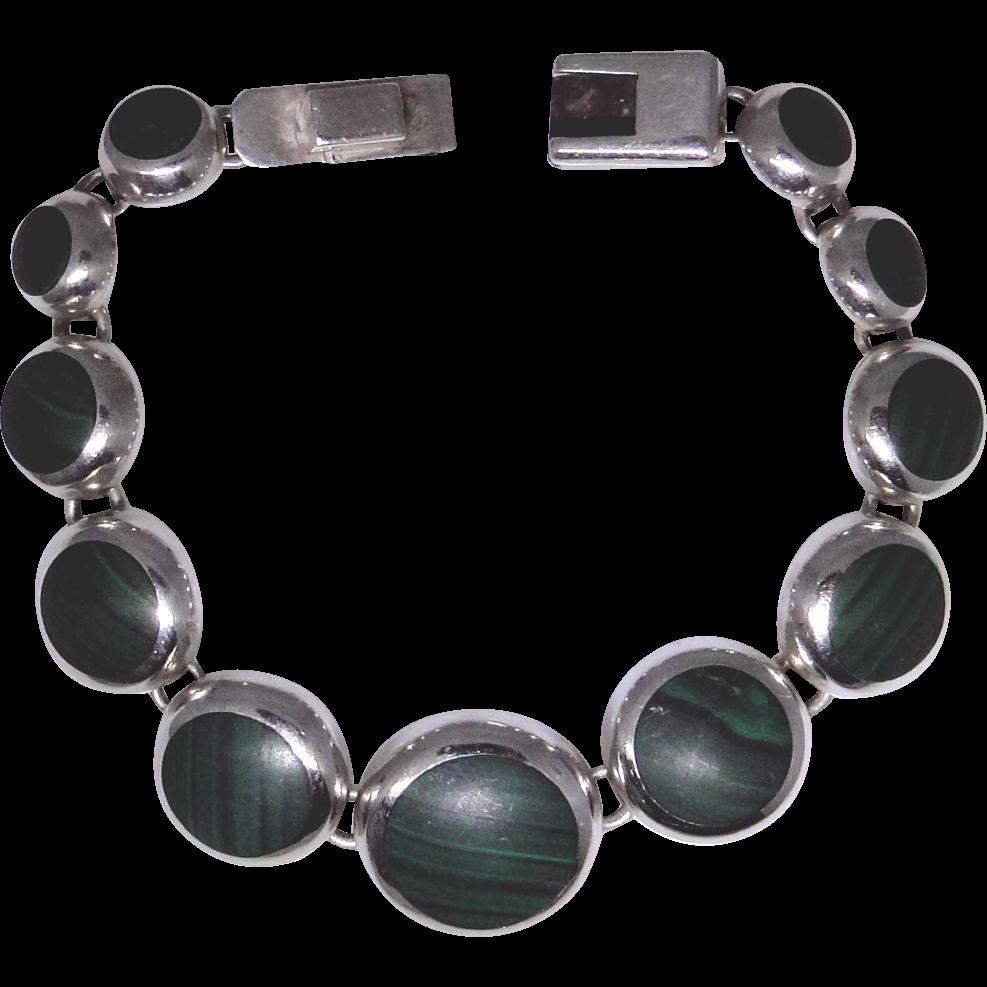 Vintage Silver Mexico 44