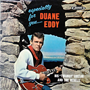 Original Duane Eddy vinyl album in EX- condition, Especially For You