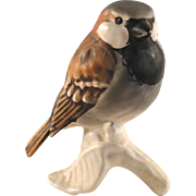 Vintage Goebel Ringed Prover bird figurine, excellent condition