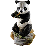 Lovely Panda bear figurine, Andrea by Sadek made in Japan, excellent condition