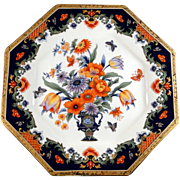 Imari platter, great detail, great condition