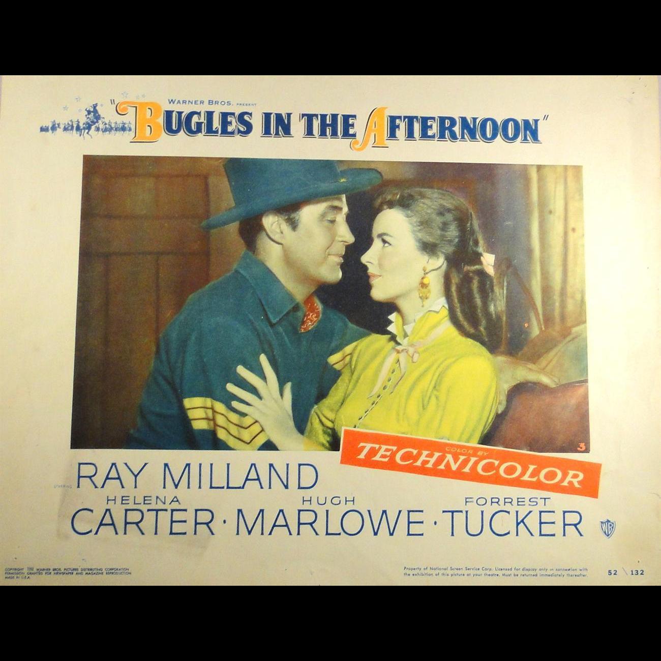 Vintage Lobby Card 105