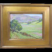 Kevin Yuen California Plein Air Original Landscape Oil Painting