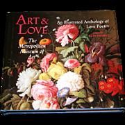 Art & Love: The Metropolitan Museum of Art - Kate Farrell, 1990 First Edition