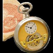 Mobilis Tourbillion Pocket Watch CA1905