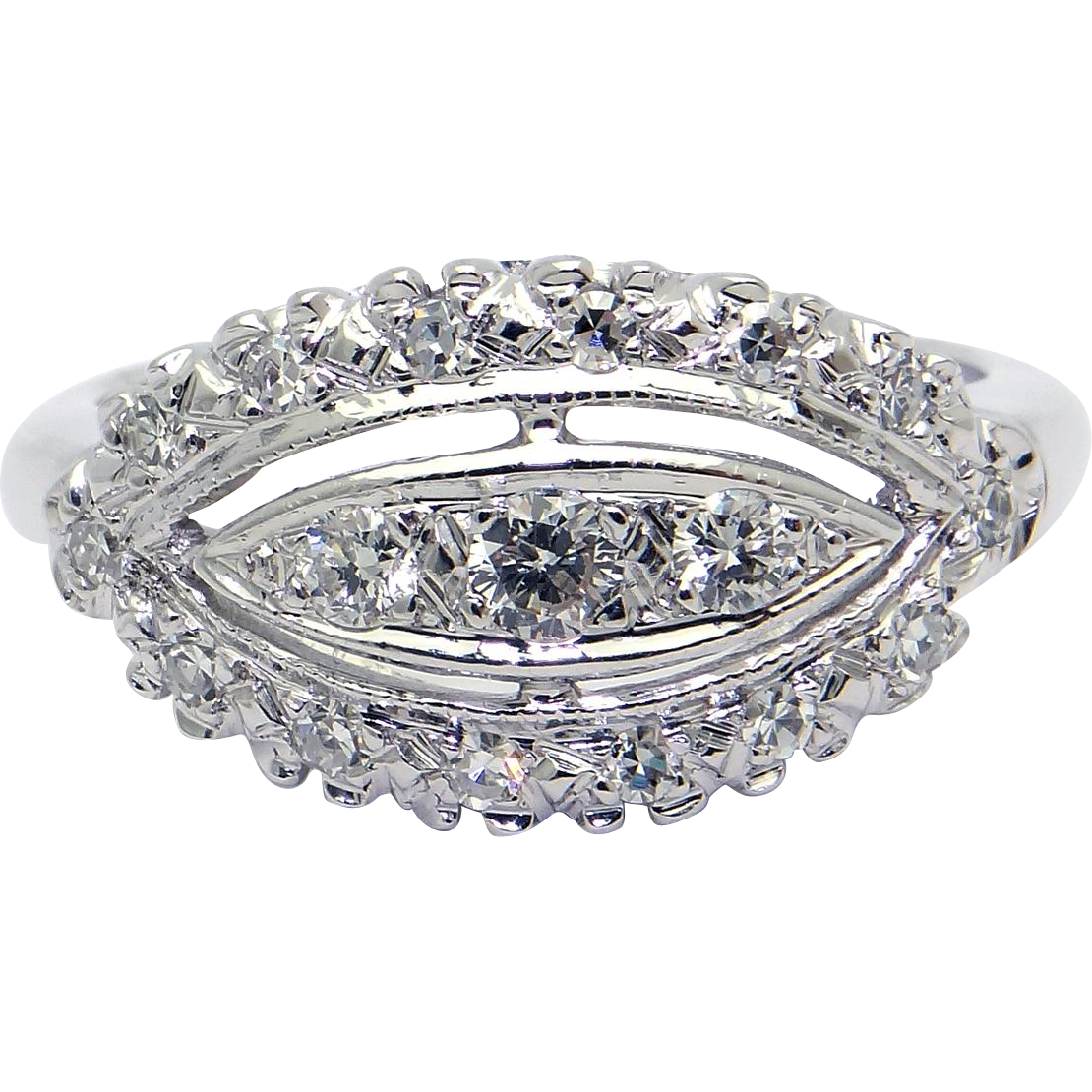 14k White Gold 40ct Round Cut Diamond Cluster Ring Size 6. Evermarker Engagement Rings. Star Hollywood Wedding Rings. 6 Carat Engagement Rings. Goku Wedding Rings. Belle Wedding Rings. Celebrity Wedding Rings. Sunstone Rings. Geometric Wedding Rings
