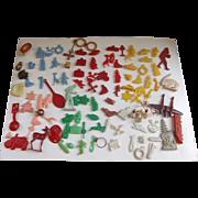 Vintage Cracker Jack Toys 101 in all