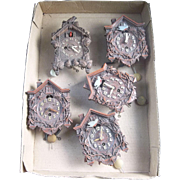 Box Lot of Miniature Cuckoo Clocks