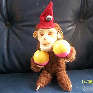 German Windup Monkey