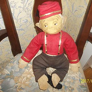 Sweet Old Doll Monkey ( Bell Hop)