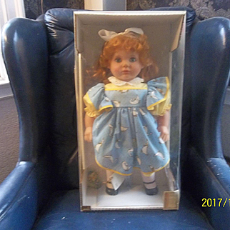 A Beautiful Lissi Doll Made in Germany in Her Original Box