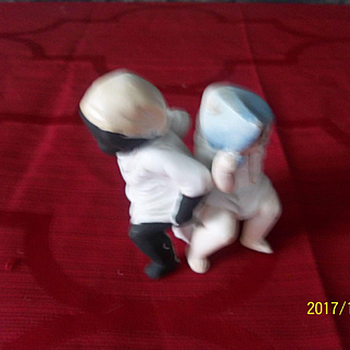 (OLD) Children Fighting for the Potty