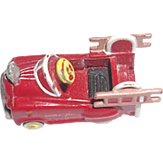 Hallmark Mini Fire Truck