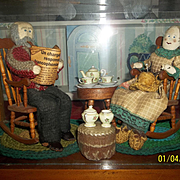 Rare French ( Old Diorama)
