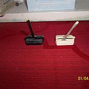 Vintage Metal Carpet Sweepers