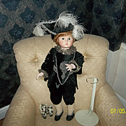 Absolutely Gorgeous Artist Vintage Doll