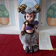 Aries Zodiac by Madame Alexander