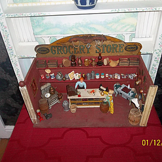 Antique Toy Town Country Store