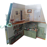 Anne of Green Gables Pop-Up Doll House