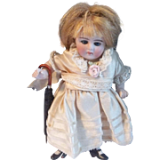 Gorgeous 5 Inch ( Kling ) All bisque Doll