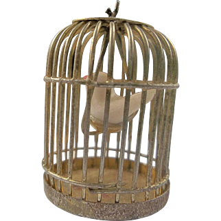 Wonderful Doll House Bird Cage