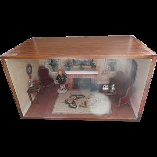 Doll House Room Box
