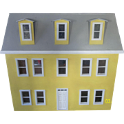 Beautiful Solid Wooden Dollhouse