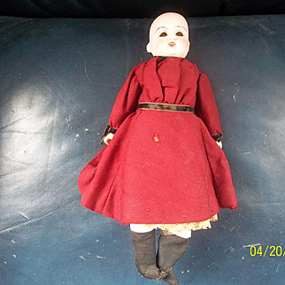 A Wonderful Old Doll That Needs TLC