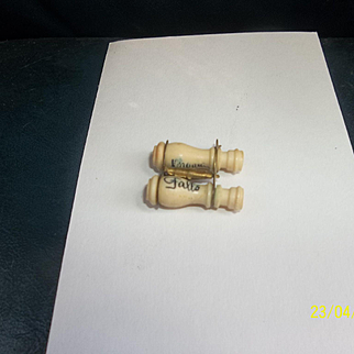 Miniature Antique Binoculars