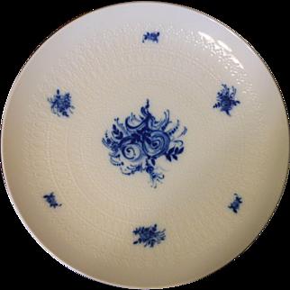 Six Rosenthal ''Rhapsody'' 7 3/4'' Salad Plates