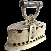 Primitive Decor, Country Home Decor, Antique Irons, Elferink & Laroy Sad Iron