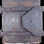 Victorian German Heavy Metal Printing Copier Soenneckens Kopier Pressen