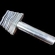 Antique Apothecary Brass Cork Cutter 13 Piece Borer Set