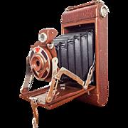 Vintage Art Deco No. 1 A Gift Kodak Folding Camera Walter Dorwin Teague