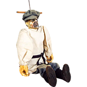 Vintage Russian Lenin Marionette Puppet