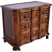 Antique French Dresser/Commode/Chest of Drawers
