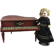 Small Grand Piano by Mary Lu It Works! C1920