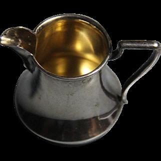 19th Century Bohm silver pitcher
