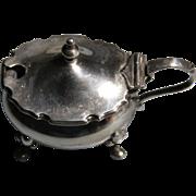 19th century English Mustard Pot
