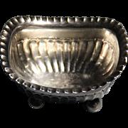 19th Century English Salt Pot