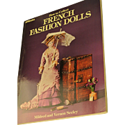 How to collect French Fashion Dolls book by Mildred and Vernon Seeley