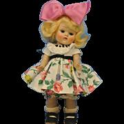 """1953 Ginny """"Linda"""" Original in #21 Kindergarten Afternoon Series - Red Tag Sale Item"""