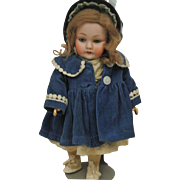 "Precious Antique 10"" 143 Kestner Character Child"